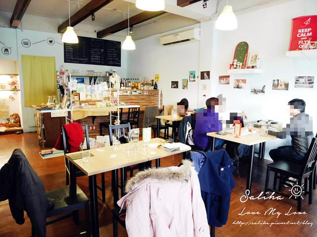 台北師大夜市下午茶咖啡館推薦紙飛機cafe (7)