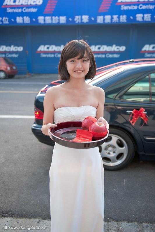 [婚禮攝影] @雲林自宅流水席_008家昇佩如