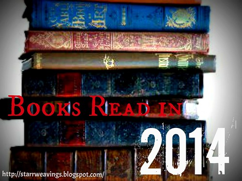 Books Read 2014