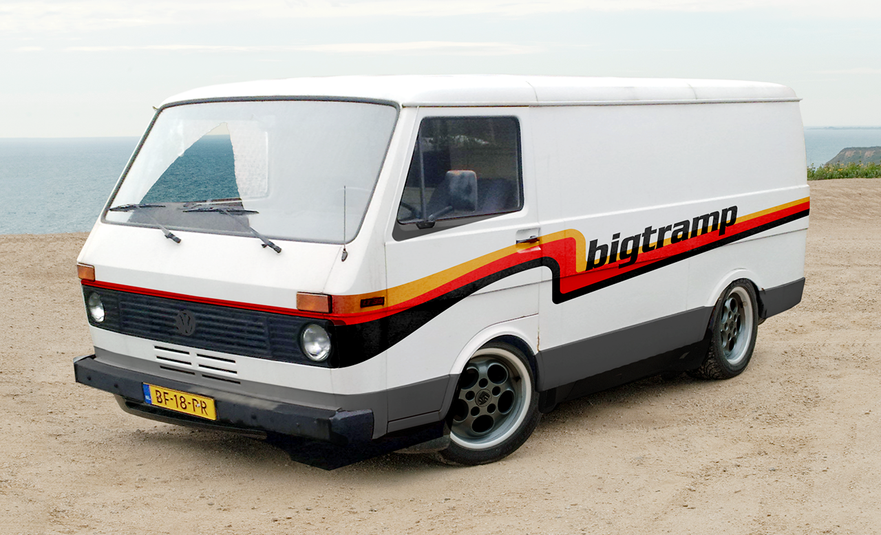 somebody please photoshop my van vw lt31 retro rides. Black Bedroom Furniture Sets. Home Design Ideas