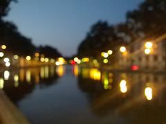 Canal Saint-Martin Bokeh