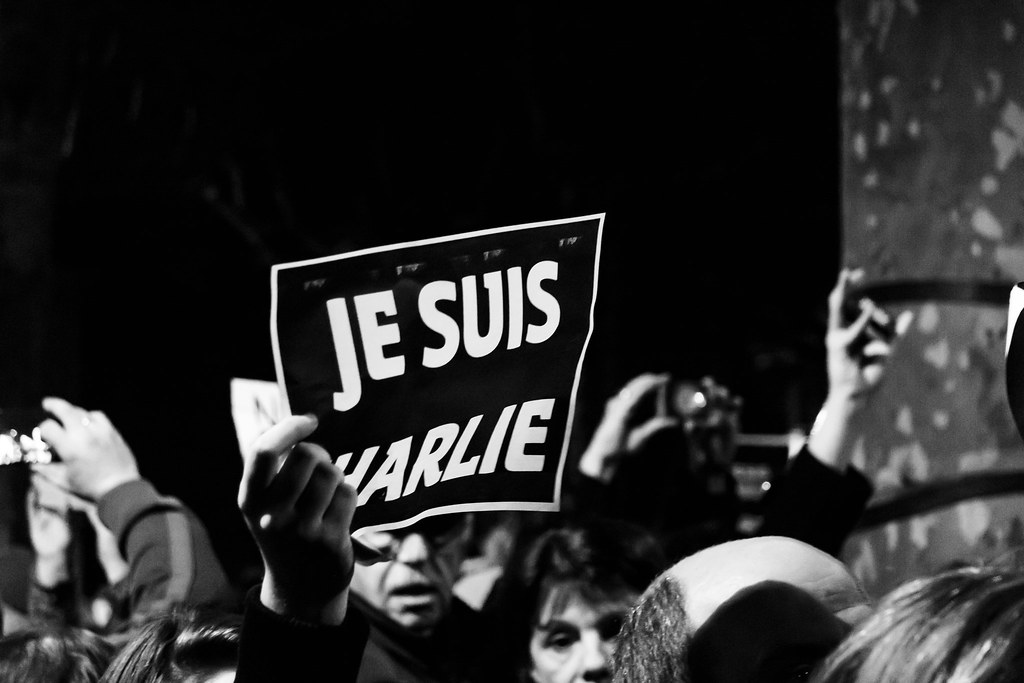 #JesuisCharlie 3 de lyrks63, sur Flickr