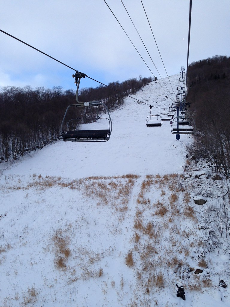 Expo Express Chairlift