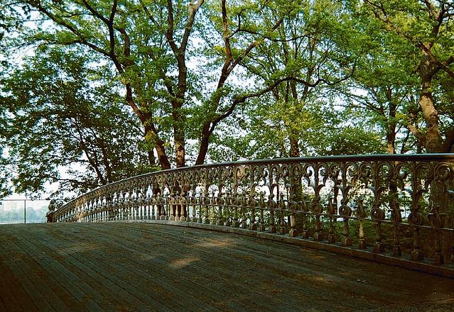 USA - NY - Central Park - Bridge