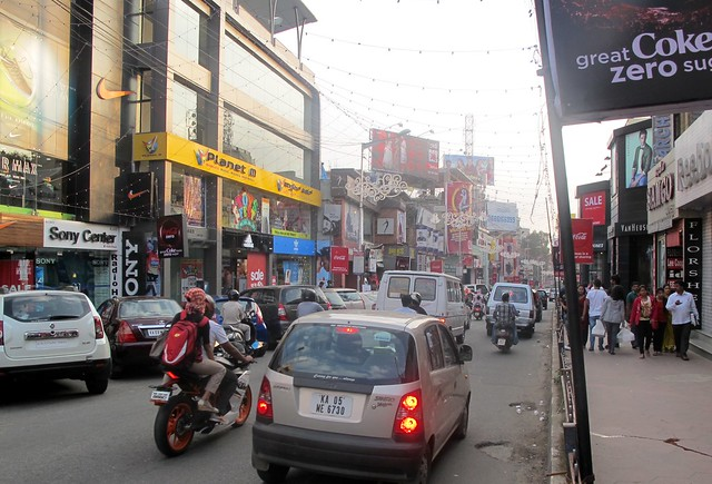 India - Bangalore - Brigade Road