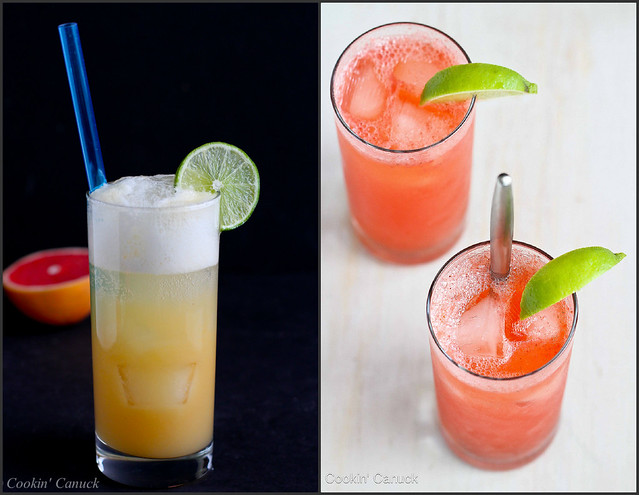 Fresh Fruit Beverages | cookincanuck.com