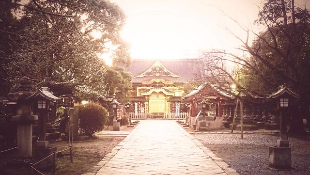 Vintage Ueno Tōshōgū