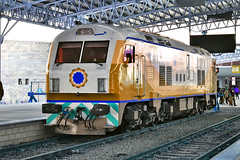 Trenes Chinos en Argentina - Trains Chinese in Argentina