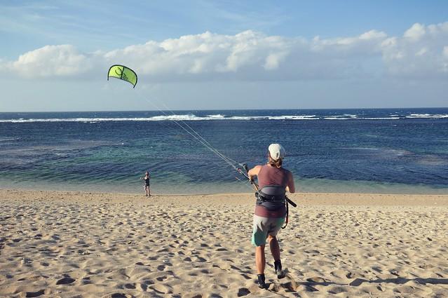 Jana, Kitesurfing Instructor