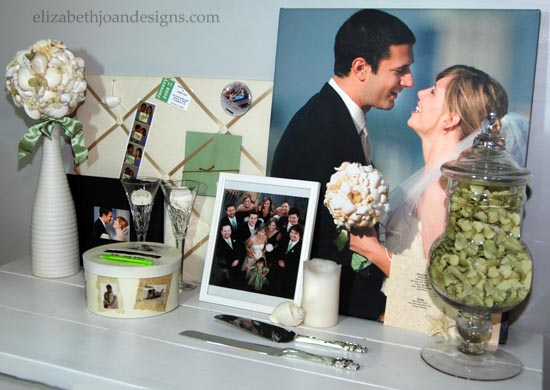 Anniversary Celebration & Wedding Decor