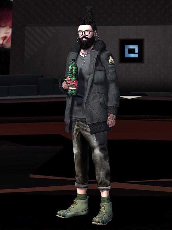 Second Life Sartorialist Challenge - QuinnPaxton