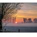 Slagdijk winter by GerritHof