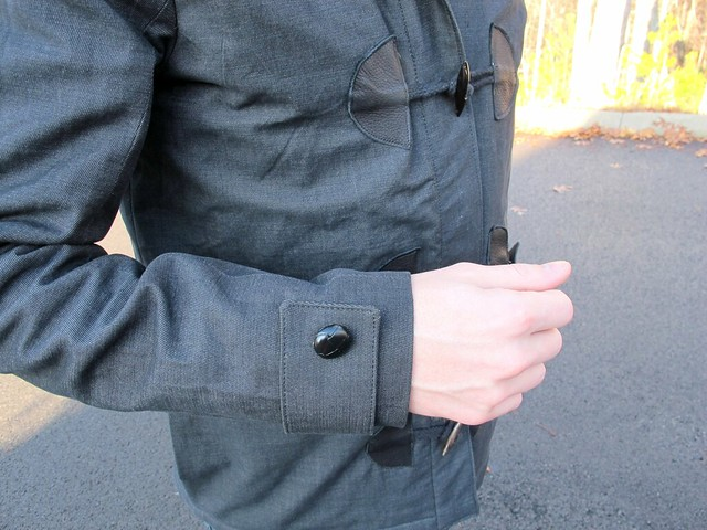 Albion Toggle Jacket for Landon