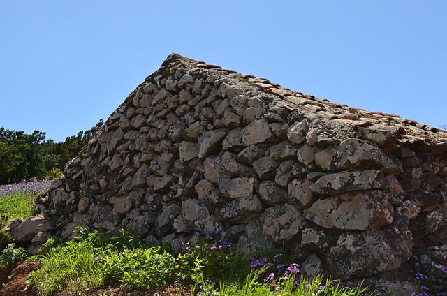 Stone cottage, Los Bailaderos, Teno Alto, Tenerife