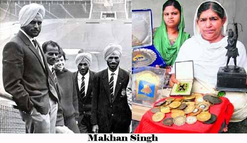 Makhan Singh Indian Sports