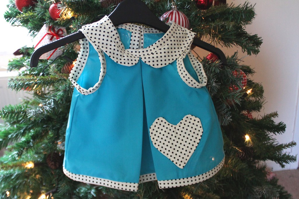 Great British Sewing Bee: Sew Your Own Wardrobe baby dress