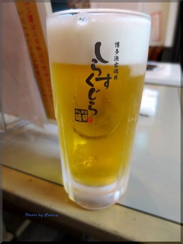 Photo:2014-07-14_T@ka.の食べ飲み歩きメモ(ブログ版)_【福岡】【天神】しらすくじら(居酒屋)フライト前も楽しめます_01 By:logtaka
