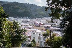 狐瓜木神社から見た風景
