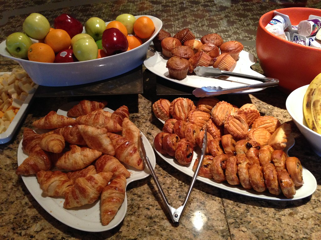 Croissants and Pastries