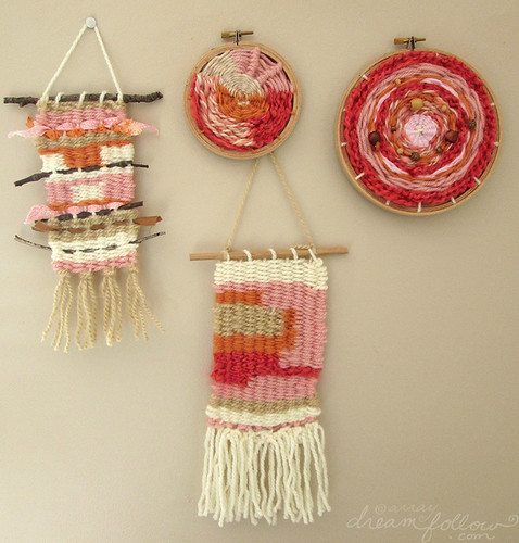 4 weavings