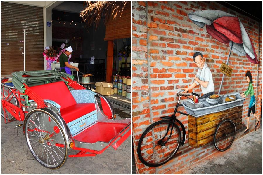 Old Tricycle BBQ Yong Tau Foo