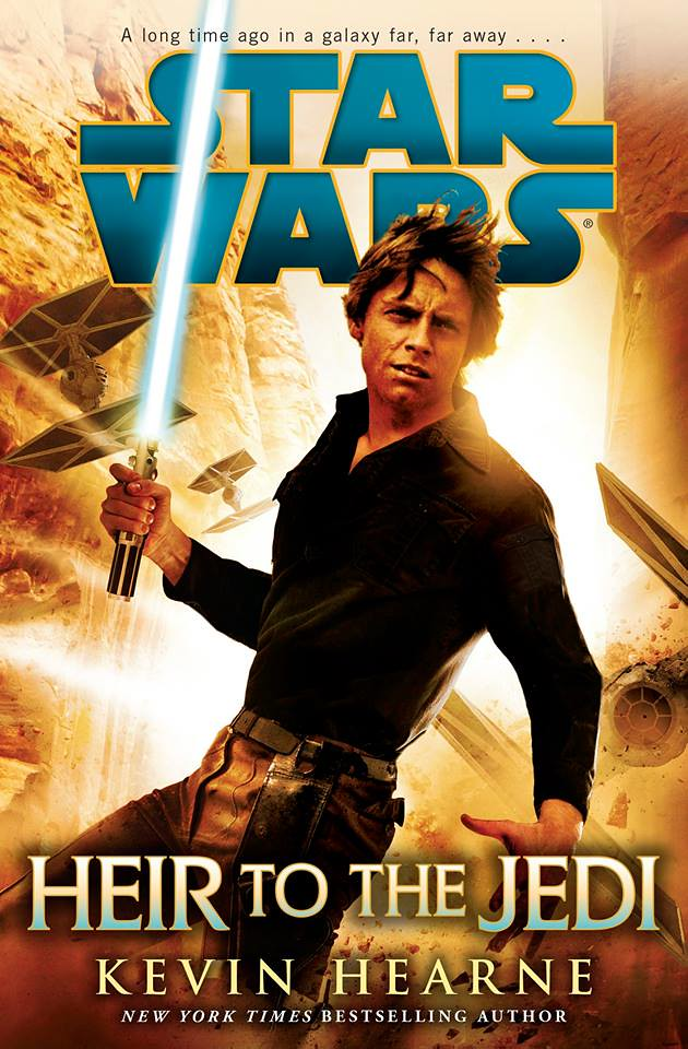 'Heir to the Jedi' by Kevin Hearne (reviewed by Skuldren)
