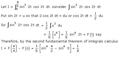 RD Sharma Class 12 Solutions Chapter 20 Definite Integrals Ex 20.2 Q48