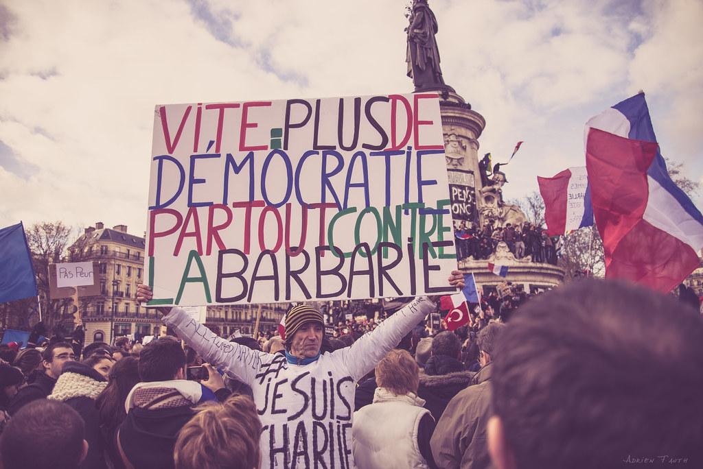Démocratie de Adrien Fauth, sur Flickr