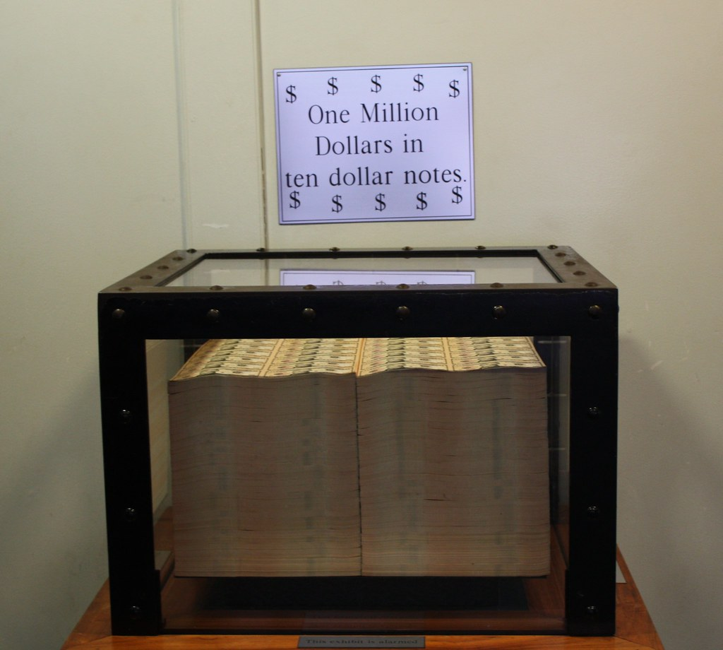 Printing & Engraving One Million Dollars