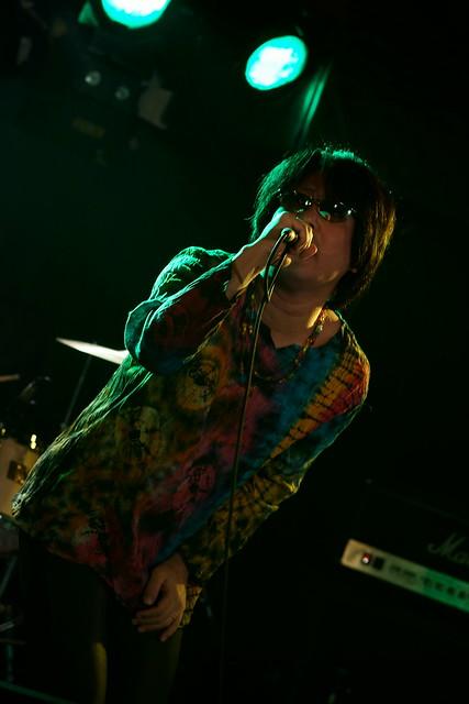 FLEA live at Outbreak, Tokyo, 18 Jan 2015. 093