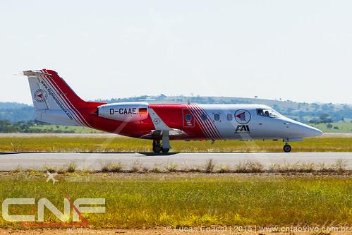 Bombardier Learjet 55 D-CAAE