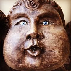 Eyes=Too realistic. #cincyusa #northernkentucky #kentucky #bluegrassstate #sculpture #igerscincinnati #igerskentucky
