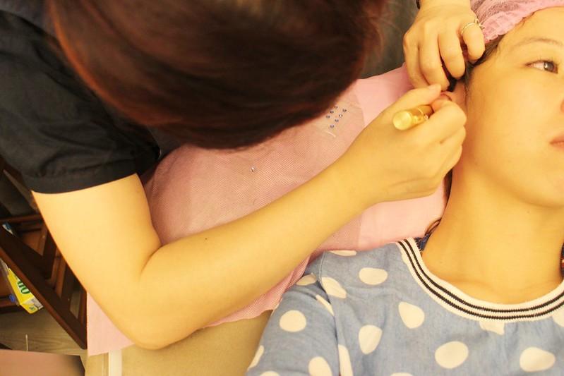 小華美睫師,頭髮︱美睫︱鞋包 @陳小可的吃喝玩樂