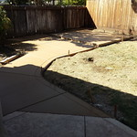 Raised Shed Slab and Walkway In Vacaville