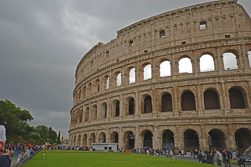 Colosseo - Exterior 1