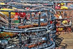 Fishing, Crabbing Nets/Traps/Pots