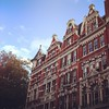 Remembering cute #London buildings all in a row... #latergram #architecture