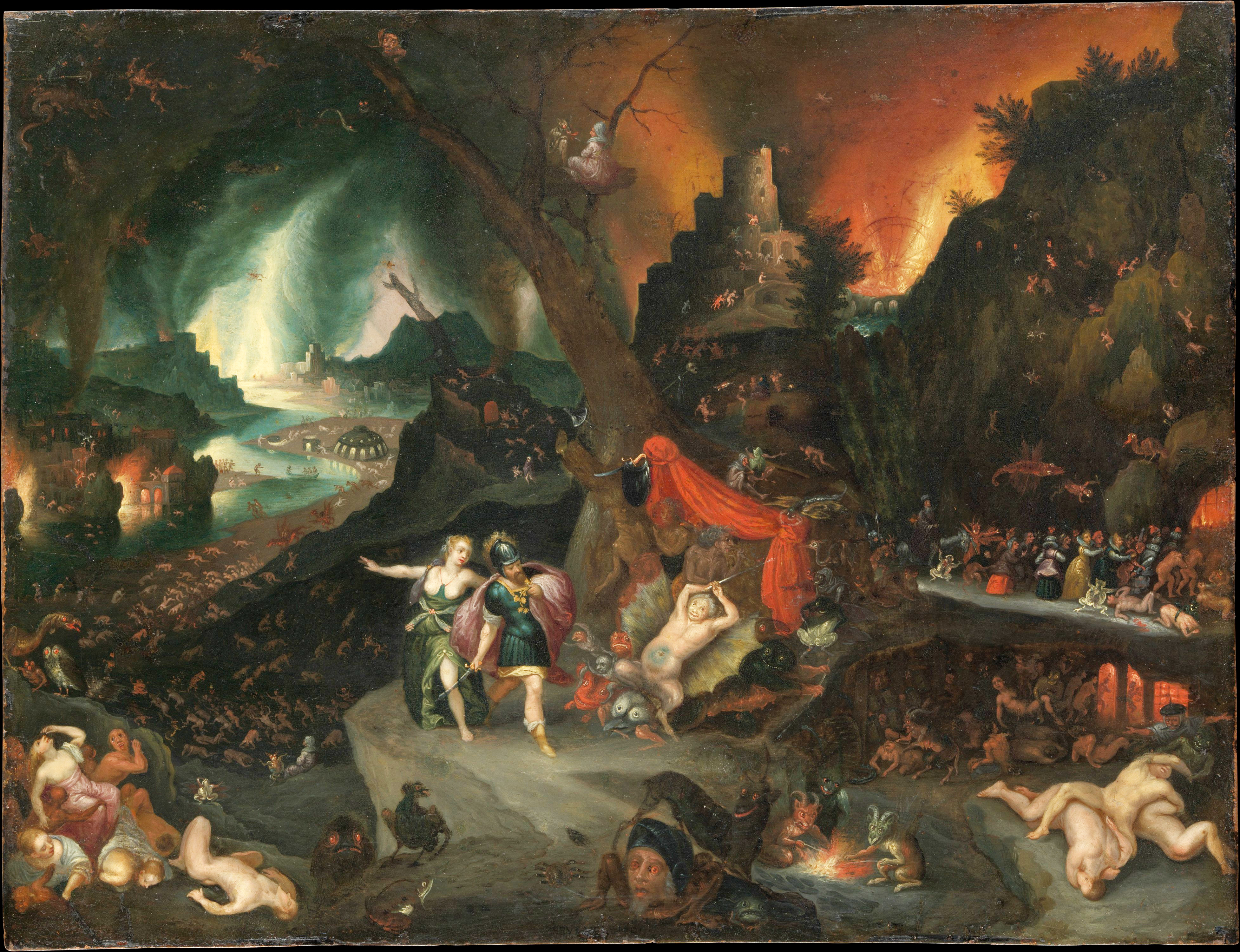 entering the underworld In greek mythology, the common belief was the no-one who entered the  underworld would ever leave it, and so, in theory, there was no way for ancient  writers.