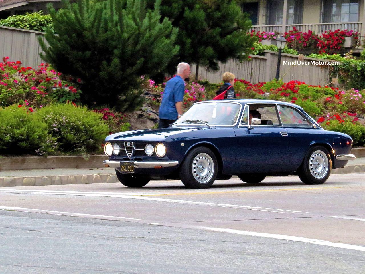 Alfa Romeo 1750GT Front Angle