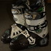 Lyžáky - lyžařské boty - Salomon Shogun (10/11) - fotka 1