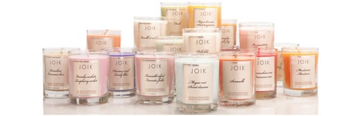 20 off Joik Candles Love Lula