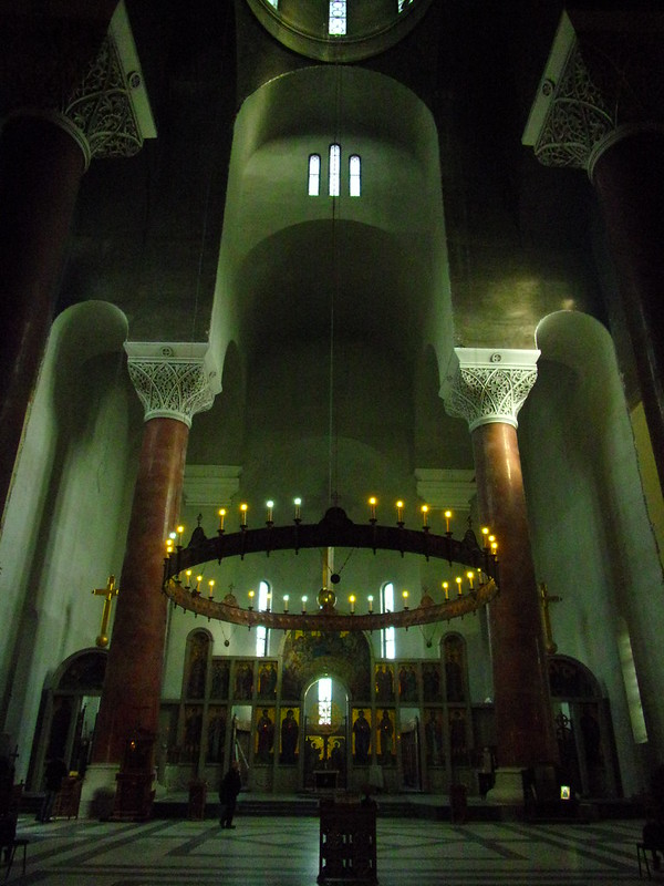St. Mark's, Interior