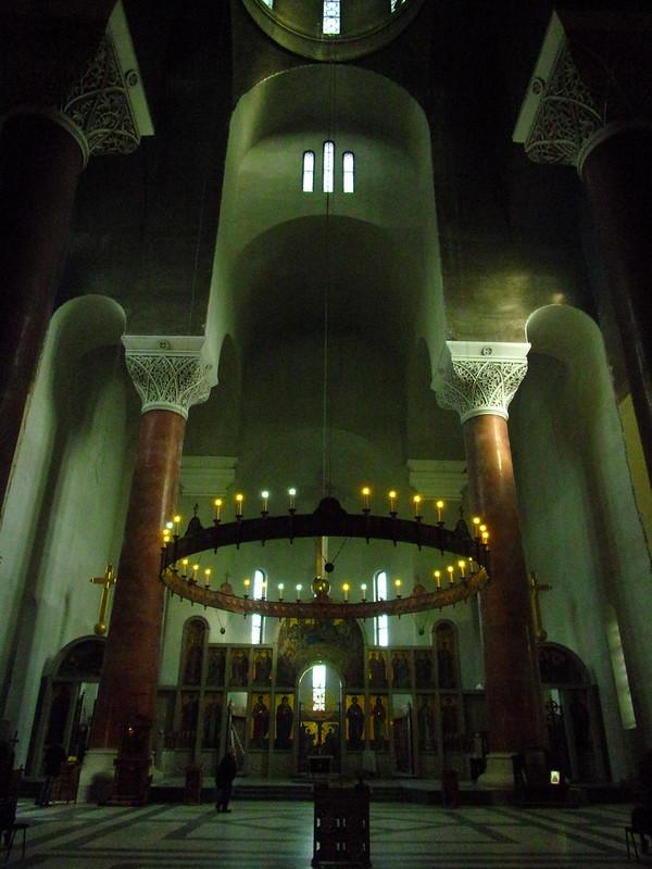 St. Mark's, Interior