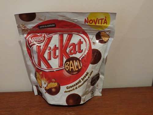Kit Kat Ball (Italy)