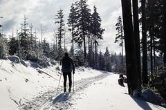SNĚHOVÉ ZPRAVODAJSTVÍ: Horská střediska konečně hlásí sníh, byť skromný