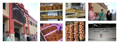 Mercado central Ceuta