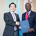 Cooperation Agreement to assist developing countries to establish national spectrum management
