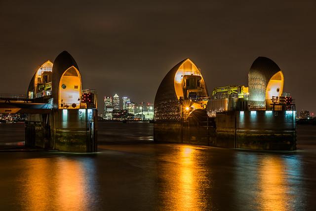 Thames Barrier 31-12-14