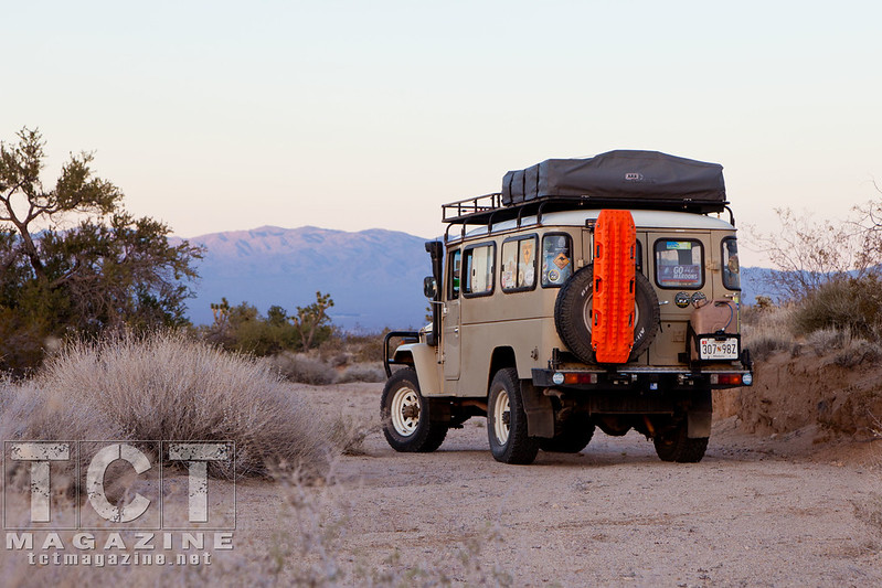 FJ-45 Troopy Land Cruiser
