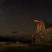Moulton Barn Milky Way Panorama by Mike Berenson - Colorado Captures